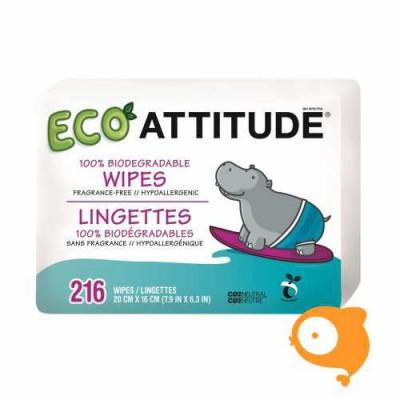 Attitude - Billendoekjes 3-pack