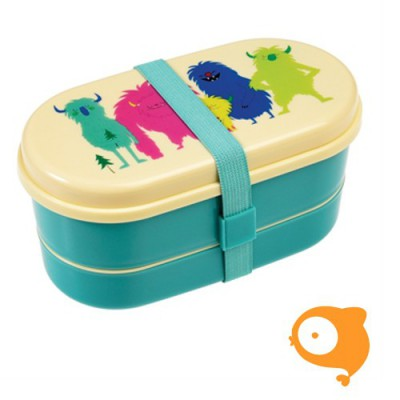 Rexinter - Bento box monsters of the world