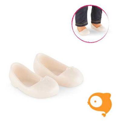 Corolle - Ballerina schoenen ivoor FGF74