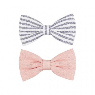 Mimi & Lula - Bessie bow tie clips