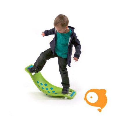 Fat Brain Toys - Teeter Popper groen