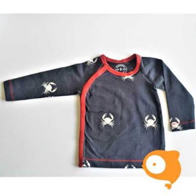 Claesen's - Baby boys T-shirt LS Crab