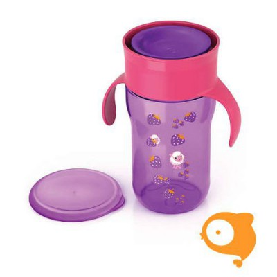 Avent - Grown Up Cup 340 ml Paars