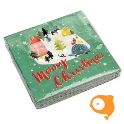 Rexinter - Servetten christmas wonderland