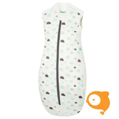 Ergopouch - Sleeping bag 1,0 TOG organic clouds