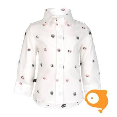 nOeser - Boaz blouse sushi white