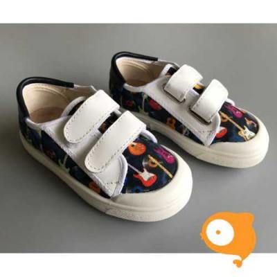 Pépé Children Shoes - Tessuto Hendrix