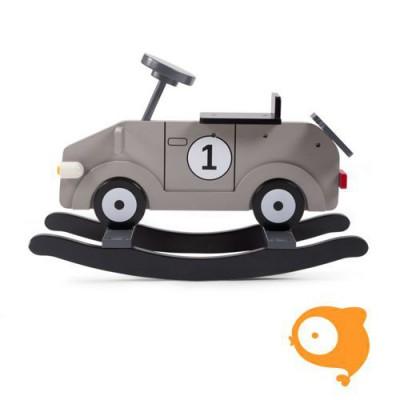 Childhome - Schommel auto grijs