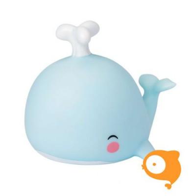 A little lovely company - Nachtlampje whale