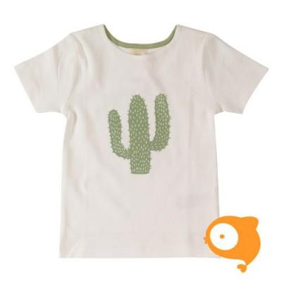 Pigeon - Printed T-shirt cactus