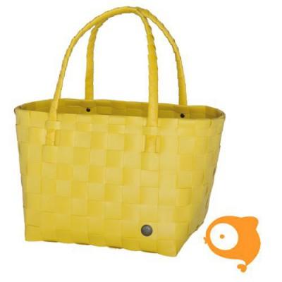 Handed By - Paris draagtas geel