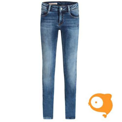 BOOF - Jeans Finch Crow blue UNI hyperstretch slim fit