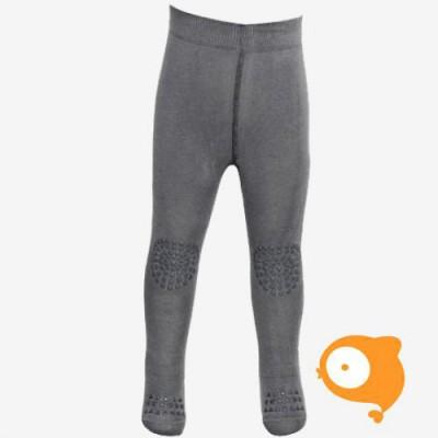 GoBabyGo - Crawling tights Dark grey