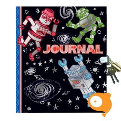 Eeboo - Dagboek robots