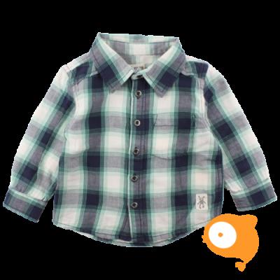 Small Rags - Eddy LS shirt navy iris