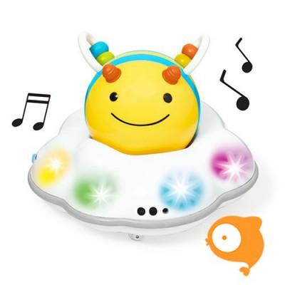 Skip Hop - Follow Bee Crawl Toy