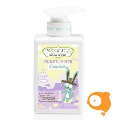 Jack 'N Jill - Simplicity moisturiser