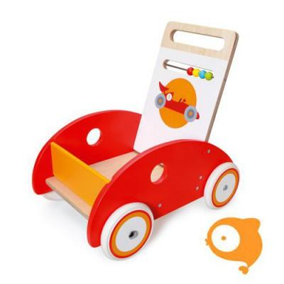 Scratch - Loopwagentje auto racer