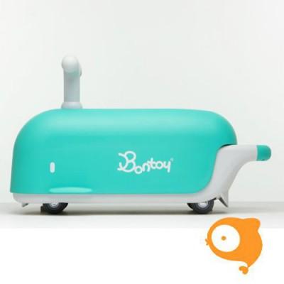 Bontoy -  Loopwagen mint whale viki