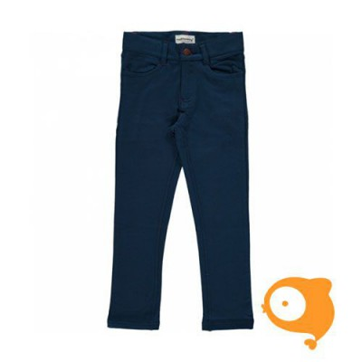 Maxomorra - Softpants sweat dark blue