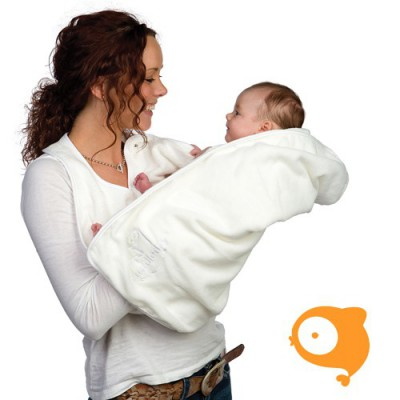 Cuddledry - Cuddledry original towel pure white