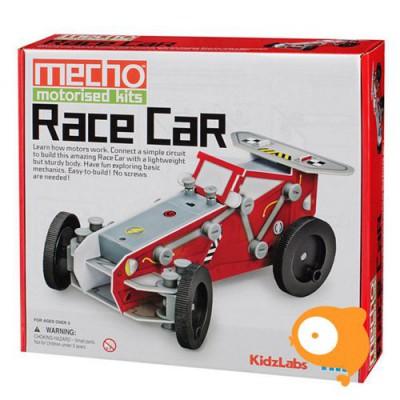 4M - Thinkingkits: gemotoriseerde racewagen
