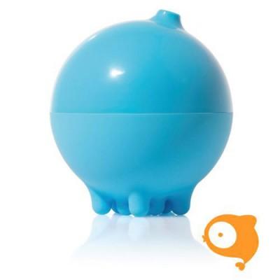 Moluk - Badspeelgoed regenbal blauw