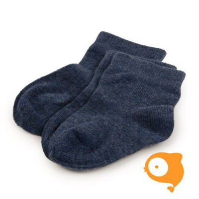 In Control - Sokjes jeans blue (set van 2)
