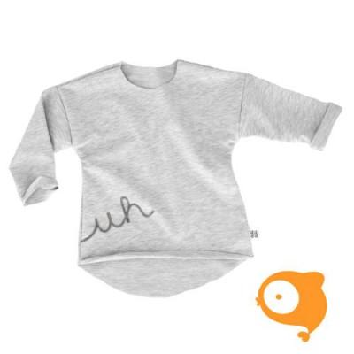 AAI AAI - Sweater UH lichtgrijs