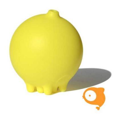 Moluk - Badspeelgoed regenbal geel