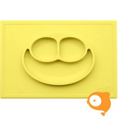 EZPZ - Happy mat geel