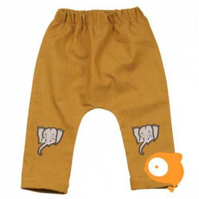 Krutter - Mustard elephant pant