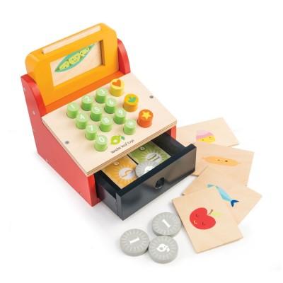 Tender leaf toys - kassa met geld