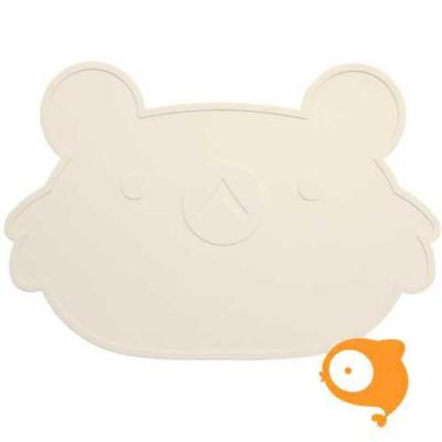 Petit Monkey - Koala placemat - biscuit