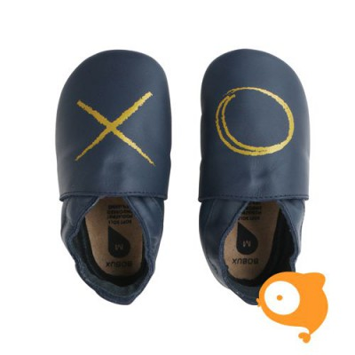 Bobux - Soft sole navy XO