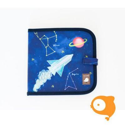 Jaq Jaq Bird - Krijtboekje Constellation met tekeningen