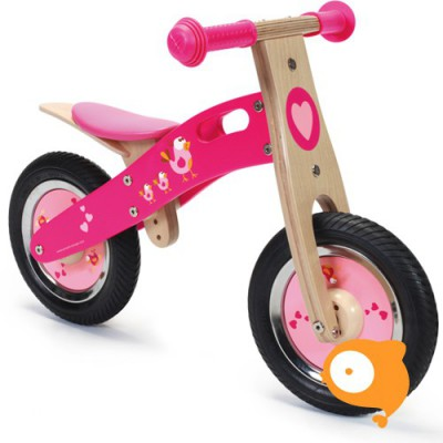 Scratch - Balance bike small love birds 2+