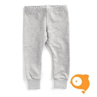 Mundo melocotón - Legging jersey grijs melee