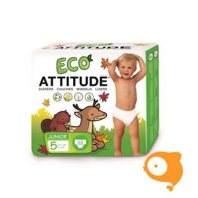 Attitude - Ecoluiers maat 5