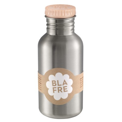 Blafre - steel bottle bottle peach 500 ml