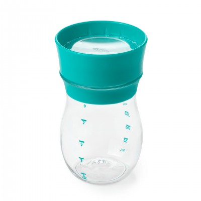 OXO tot - Transitions open trainer cup (250 ml) - teal