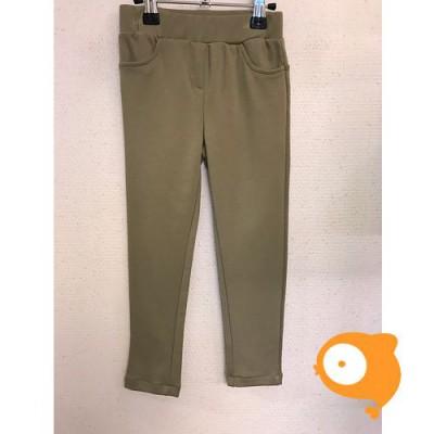 Conguitos - Broek elastisch stof kaki