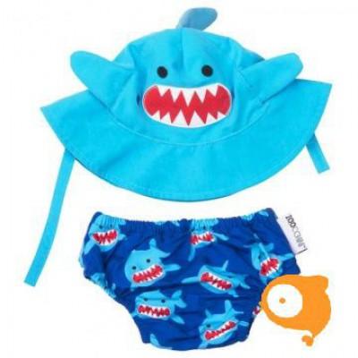 Zoocchini - Zwemsetje Sherman the Shark