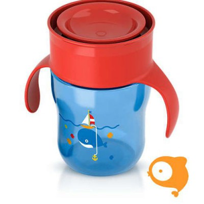 Avent - Grown Up Cup 260 ml Blauw