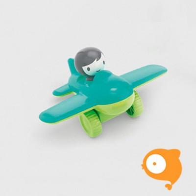 Kid O - Jet mini donker groen/licht groen