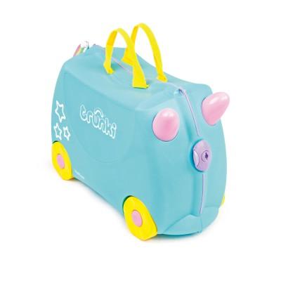 Trunki - Kinderkoffer ride-on eenhoorn