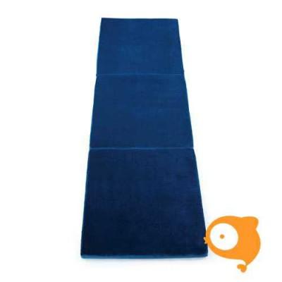 Misioo - Speelmat rechthoekig donkerblauw