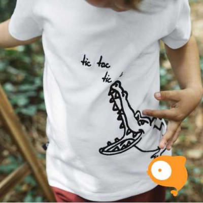 Noeser - Sepp T-shirt croc white