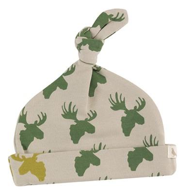 Pigeon - Geknoopte muts moose - green/pumice