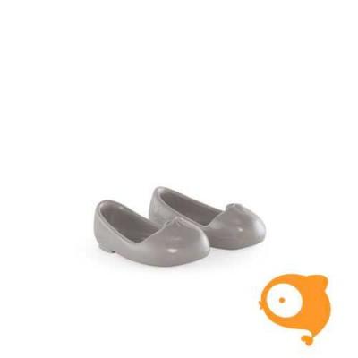 Corolle - Ballerina schoenen grijs voor pop 36cm FBL58